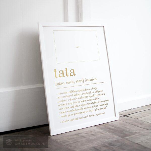 plakat-sa-slikom-tatu-foliotisak-loveprint