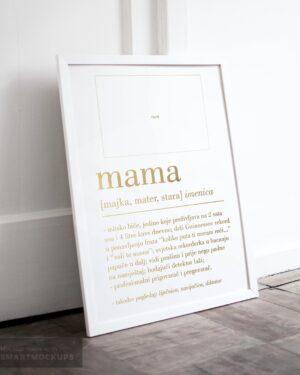 plakat-sa-slikom-za-mamu-foliotisak-loveprint